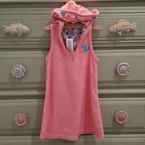 DISNEY STORE SIZE 3 ARIEL SWIMSUIT COVER-UP FOR GI